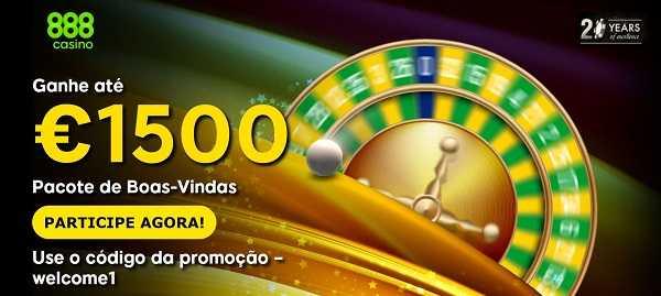 888 Cassino Online Brasil