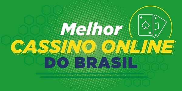 melhor cassino online do brasil