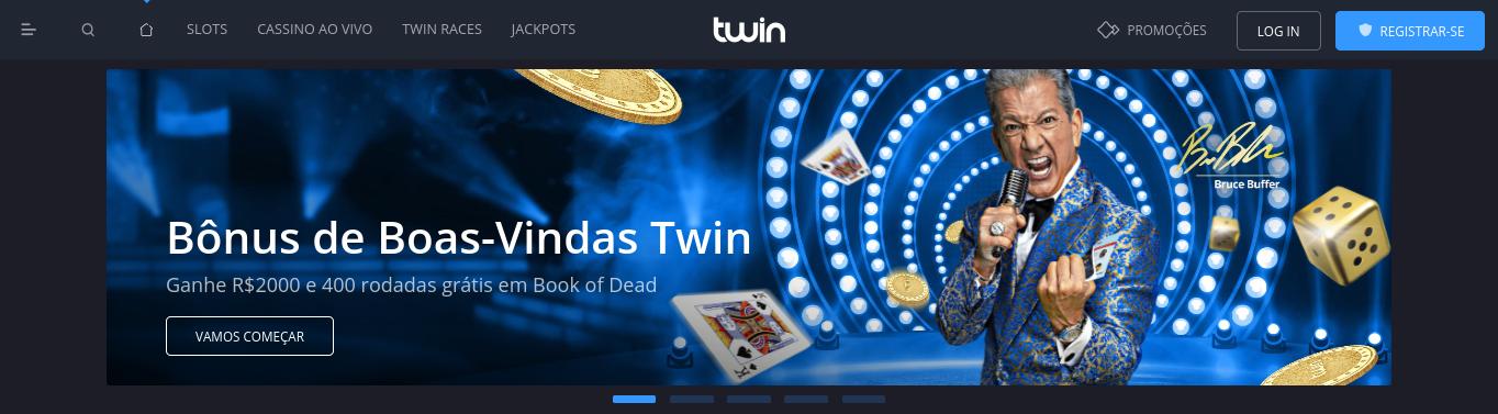 cassinos online twin