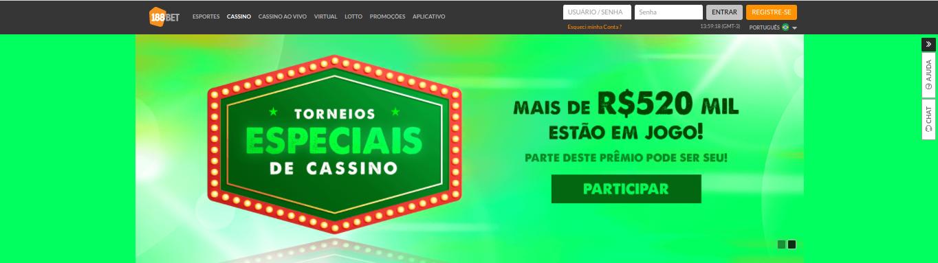 cassinos online 188bet
